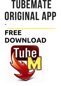 tubemate for laptop free download