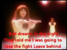 ▶ Kate Bush's Wuthering Heights Dance & Lyrics - YouTube