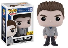 Twilight: Edward Cullen sparkle version Pop figure by Funko, Hot Topic exclusive