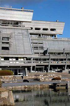 1966 Kyoto International Conference Hall Otani