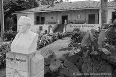 Hacienda El Paraiso, El Cerrito - Valle Steel Stairs, Pride, Explore, Places, Colombia, Haciendas, Beautiful Places, Museums, Scenery