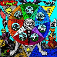 I don't trust many tarot cards, why? They lack esoteric symbolism. Especially for beginner tarot card readers! Why's esoteric symbolism an important? Wicca, Magick, Witchcraft, Masonic Symbols, Ancient Symbols, Occult Symbols, Occult Art, Baphomet, Alchemy