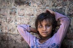 #2 Children Faces: Little girl in Ballabgher Market http://www.flickr.com/photos/travelife/9572858537/ © Daniele Romeo Photographer https://www.facebook.com/PeopleFaces