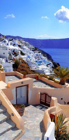 Santorini Island (Cyclades), Greece