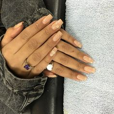 Another flawless manicure by Raven! We do gel manicures acrylic sets nail art spa pedicures and so much more! . . . . . . #manicure #manimonday #manipedi #nailart #naildesign #nails #nailtech #nailtechnology #nudecolor #acrylicnails #gelmanicure #westernbeautyinstitute #westernbarberinstitute #nailschool