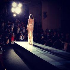 neverending-runway:  Karlie Kloss @ Atelier Versace A/W 2012