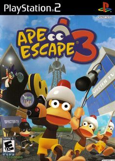 Ape Escape 3 PS2