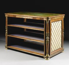 A Regency rosewood and brass-inlaid folio cabinet<br>circa1820   Lot   Sotheby's