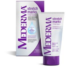 A nourishing cream formula that combines a unique blend of ingredients to help prevent stretch marks* and can be used starting in the 2nd trimester of pregnancy. Paraben free! *Mederma® Stretch Marks Therapy is clinically shown to increase the moisture content of the skin, thereby helping to keep skin more elastic and less apt to …