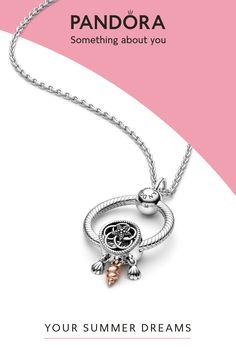 Pandora Bracelet Charms, Pandora Jewelry, Dream Catcher Necklace, Hippie Jewelry, Jewelry Collection, Jewelry Design, Bling, Pendant Necklace, Jewels