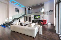 Tutustu tähän mahtavaan Airbnb-kohteeseen: WMK Business Bay Penthouse 2BR Loft - Huoneistot vuokrattavaksi in Dubai
