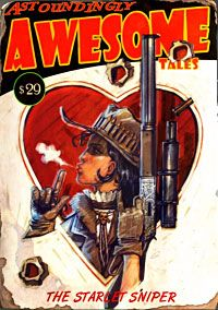 Astoundingly Awesome Tales - The Starlet Sniper
