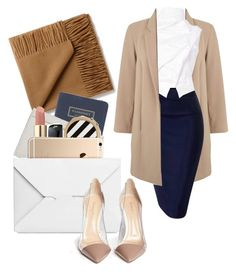 """""""Coats and more coats !"""" by allisonpaaige ❤ liked on Polyvore featuring Flight 001, Miss Selfridge, Balenciaga, J.W. Anderson, Aganovich, Gianvito Rossi, Henri Bendel and Lancôme"""