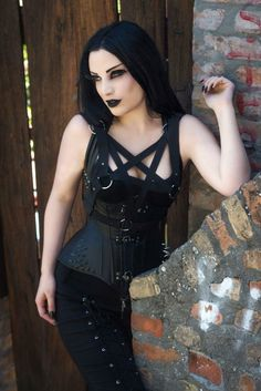 Gothic model Kalinoir Diamond                                                                                                                                                     More