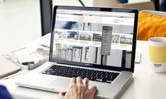 Godfrey Architects Website Design & Build and New Logo Design White Space Advertising – Design and Web agency based in Devon