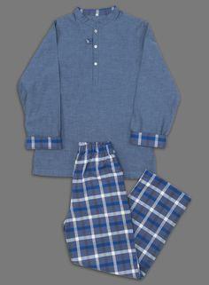 Pijama Niño, Boy Pajama, LaPiyama, Ibiza Canadian Boy Night Gown Dress, Baby Boy Suit, Kids Nightwear, Cute Pjs, Night Suit, Boys Pajamas, Baby Shirts, Sewing For Kids, Kids Wear