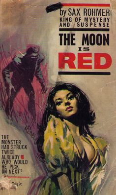 The Moon is Red, Brown Watson Limited, 1964