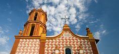 Church in Querétaro #Mexico #Queretaro #Church