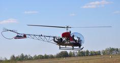 Украинцы похвастались новым вертолетом: снимки с презентации.                      Государственное предприятие «Укроборонсервис» представило новый легкий вертолет «Лев-1″. Об этом говорится в сообщении пресс-службы «Укроборонсервиса». «Новая разработ�