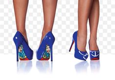 Anchor heels