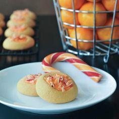orange creamsicle shortbread cookies - dairy free and gluten free