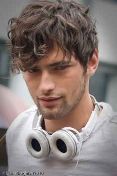 Sean O'Pry. You've also got hair to die for!!!!