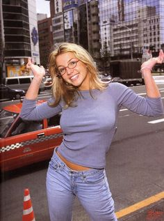 Britney Spears Pic of the Day: Britney Spears - Trip to Japan 1999