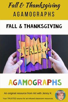 Fall Art Projects, Classroom Art Projects, Art Classroom, Projects For Kids, Fun Fall Activities, Thanksgiving Activities, Thanksgiving Crafts, Kids Learning Activities, Fall Crafts For Kids