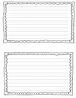 Half sheet journals perfect for writing interventions
