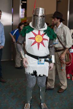 Solaire of Astora, Dark Souls, San Diego Comic-Con (SDCC) 2013.