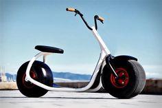Este producto se llama Scrooser, y vio su primera le dará una sensación de frescor, esta es una nueva marca de turismos eléctricos de dos ruedas, un precio de $ 3950. Scrooser es un prototipo basado en bicicletas y scooters bajas, autopropulsados y es sólo una pequeña pieza de baterías recargables, la batería estaba oculta en ella en los neumáticos delanteros y traseros. neumáticos más anchos que pueden hacer correr de alta velocidad en las calles y carreteras, y puede alcanzar una…