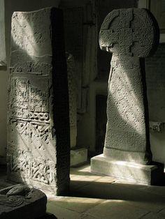 St Illtud's Church, Llantwit Major, Wales by Martin Beek, via Flickr