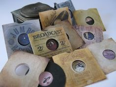 A Lavender Dilly: Gramophone Records more how they were made than a tutorial
