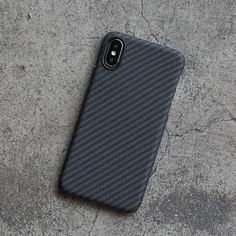 New iPhone devices always win your love. Enhance your love with a thin protective, metal plates embedded and Wireless Charging Friendly phone case. Click the picture to preorder PITAKA MagCase for iPhone X