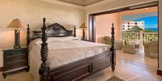 One-Bedroom Garden Deluxe Rooms are a spacious 1,200 square feet, with elegant island decor. #Jetsetter