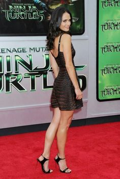Jordana Brewster sexy legs on the red carpet in a little black dress and stilettos Sexy Legs And Heels, Dress And Heels, Great Legs, Beautiful Legs, Bollywood, Live Girls, Hot Brunette, Beautiful Celebrities, Sexy Dresses