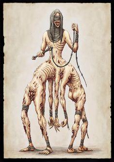 Plague Envoy by jflaxman