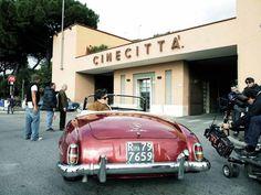 SiquetengoBloG: Vacaciones en Roma: Día 4, Cinecittà y museos capitolinos