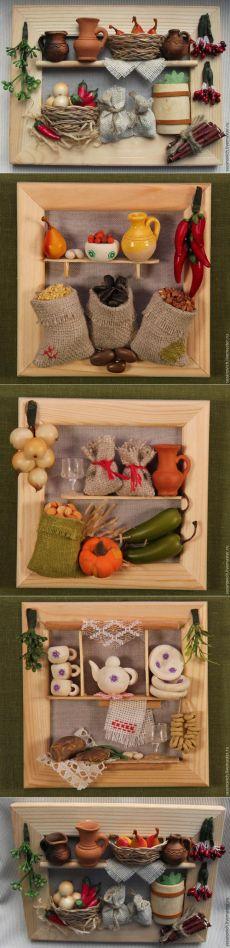 Приятные мелочи своими руками. Создаем миниатюры в сельском стиле - Цветы жизни