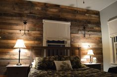 Wooden Wall Accent