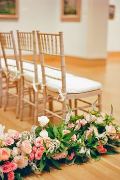 Beautiful Wedding Aisle Decoration Ideas ❤ See more: http://www.weddingforward.com/wedding-aisle-decoration-ideas/ #weddings