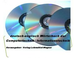 eBook : Woerterbuch Fachbegriffe Informationstechnik / Computertechnik deutsch-englisch - german-english dictionary information technology