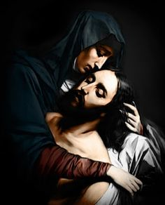 Religiosidade Virtual: Nossa Senhora Das Dores  Mother of Sorrows, pray for us