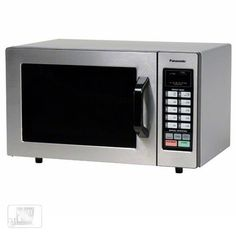 Panasonic (NE-1054) - 1,000 Watt Microwave Oven – Pro Series | FoodServiceWarehouse.com