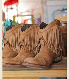 THE LIBERTY FRINGE ANKLE BOOT - Junk GYpSy co.