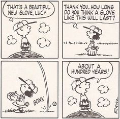 Peanuts - Charlie Brown - tirinhas - Charles Schulz - cartoon - strip