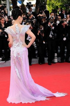 Fan Bingbing Photos: 'Rust and Bone' Premieres at Cannes