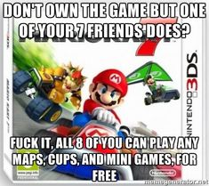 Let's hope MK8D borrows this aspect of Mario Kart 7