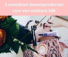3 onmisbare beautyproducten voor een wakkere blik MAC, Urban Decay, Bourjois