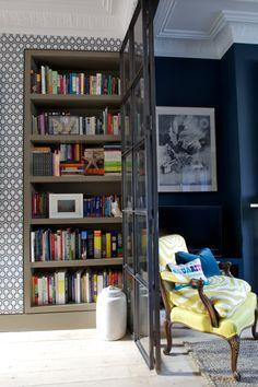 Turner Pocock interior design double sitting room http://www.elizabethmachinpr.com/turner-pocock.html